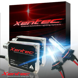 Xentec 55W Xenon Lights HID Kit 9005 9006 2504 H11 for 2006-2017 Dodge Charger