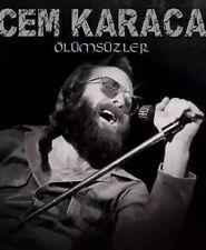 Cem KARACA - ÖLÜMSÜZLER 1 Turkish Press LP  Vintage Turkish 70's PSYCH Jazz Funk