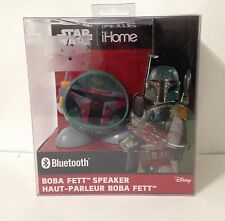 iHome Star Wars Disney Boba Fett Bluetooth Rechargeable Speaker