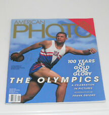 Dan O'Brien signed Olympics American Photo Magazine Gold