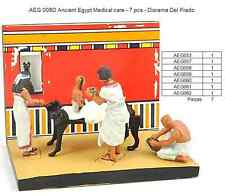 AEGD 008-MEDICAL CARE CUIDADOS MEDICOS EGIPTO EGYPT 7 PCS DEL PRADO
