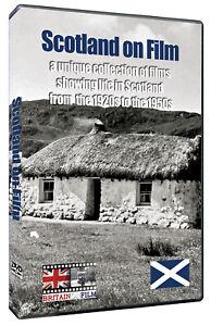 'Scotland on Film' DVD