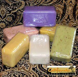 Pre de Provence CHOOSE ANY 6 x 150 Gram French Soap Bath Bars Shea Butter