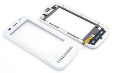 Original Nokia C6 C6-00 Pantalla Táctil Digitalizador Marco Incl. Sonido Blanco