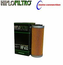 HI-FLO REPLACEMENT HF652 OIL FILTER FOR KTM SXF250 SXF350 SXF450 2017