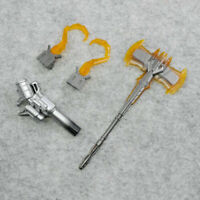3D DIY a set weapons 4PCS upgrade KIT FOR SS05 SS32 SS44 Optimus Prime