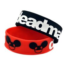 Deadmau5 Silicone Bracelet Classic Wristband Hot UK Gift For Him Her 2018
