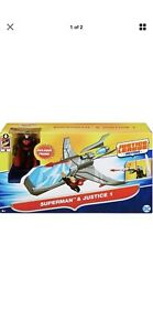 Justice League Action Superman & Justice 1 Vehicle