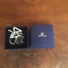 Swarovski Crystal Angel Necklace Pendant