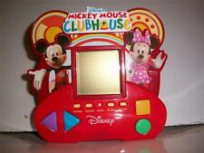 HANDHELD GAME DISNEY MICKEY MOUSE CLUB HOUSE COLLECTIBLE ZIZZLE 2008