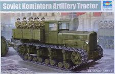 TRUMPETER® 05540 Soviet Komintern Artillery Tractor in 1:35
