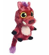 YooHoo & Friends Wartee Warzenschwein 13 cm  Plüsch Tier Kuscheltier große Augen