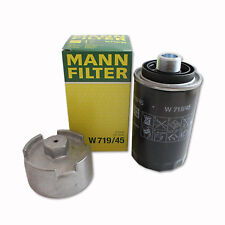 Oil Filter W719/45 & Removal Wrench Kit LS7 Tool 1035890209