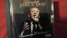 MODUGNO DOMENICO - BEST (I GIGANTI JAZZ & POP). CD