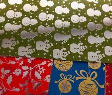 Premium Folie Karte A4 X 10 Blätter Weihnachten Variety Pack Metallic Basteln