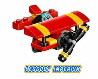 LEGO Minifigure - Sonic the Hedgehog Plane - dimensions Tornado FREE POST