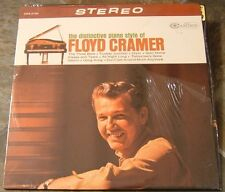 "Album By Floyd Cramer, ""The Distinctive Piano Style Of"" on Rca Camden"