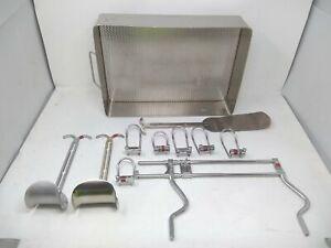 Grieshaber 2-693-795 Balfour Abdominal Retractor Set