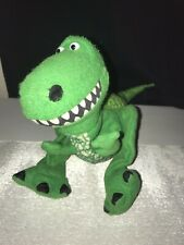 Burger King Toy Story Rex Plush Hand Puppet 1995 - Great Condition