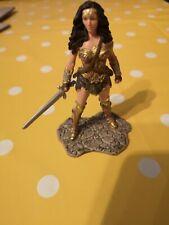 Wonder Woman Figure DC Comics Schleich Collectable
