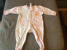 Winnie Pooh Schlafanzug Größe 74 Baby