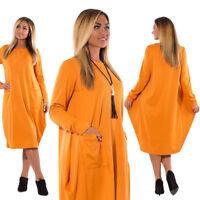 PLUS SIZE 6XL 5XL 4XL 3XL 2XL Women's Autumn Casual Dresses pocket loose Dress