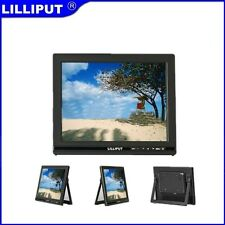 "LILLIPUT FA1000-NP/C/T 9.7"" 5-wire Resistive Touch Screen Monitor with HDMI, DVI"