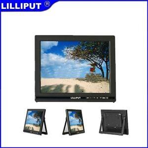 """Lilliput FA1000-NP/C 9.7"""" LED IPS Non-Touch Monitor W/Hdmi, Dvi, VGA & Av Input"""