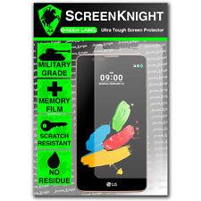 Screenknight LG Stylus 2/Frontal Pantalla Protector Invisible II Escudo Militar