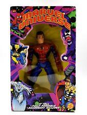 """Marvel Universe - Heroes Unmasked Spider-Man / Peter Parker 10"""" Action Figure"""