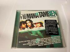 Y Tu Mama Tambien Cd (2002) Soundtrack 711297463620