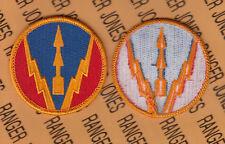 US Army Air Defense Artillery ADA School FT Bliss Texas patch m/e
