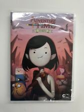STILL SEALED! Adeventure Time: Stakes 8-Episode Collection DVD