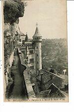 CPA Carte postale-France-Rocamadour Vue prise de la Maison de Marie   VM30496at