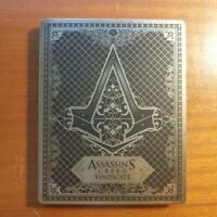 Assassin's Creed Syndicate Steelbook Bundle - PS4 - USED