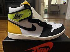 Jordan 1 Retro High OG Volt size 14 new no box