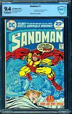 Sandman #1 CBCS NM 9.4 Off White to White