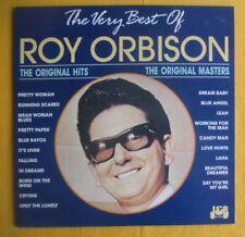 Roy Orbison Lp (orig Australian J&B pressing) - Very Best Of, 20 tracks