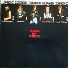Scorpions – Taken By Force, Vinyl, RCA – NL 70081, OIS