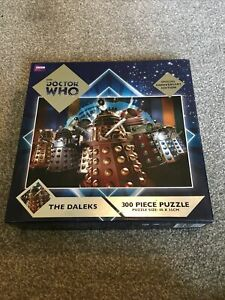 dr who jigsaw puzzle 300 Pieces