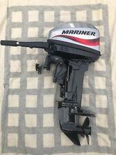 Mariner 15hp 2 stroke Outboard Motor 2006