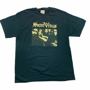 Vintage Saint Vitus Southern Lord Hanes Heavyweight tee shirt Large