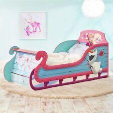Disney Kinder-Bettgestelle ohne Matratze zum Zusammenbauen für Mädchen