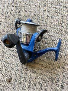 Jarvis Walker souverain 2000 ou 4000 frein avant fixe spool reel
