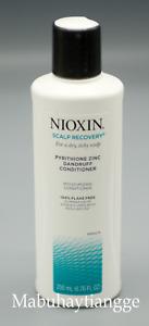 NIOXIN SCALP RECOVERY PYRITHIONE ZINC DANDRUFF CONDITIONER 6.76 FL OZ