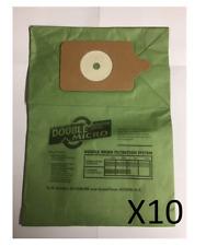 10 X Sac à poussière d'aspirateur pour Numatic Henry Hetty Basilic James Hoover