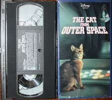 THE CAT FROM OUTER SPACE (vhs) Sandy Duncan, Harry Morgan. VG. Disney. Rare. NR