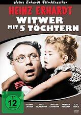 Witwer mit fünf (5) Töchtern (DVD-BOX) - mit Heinz Erhardt - Filmjuwelen DVD