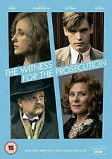The Witness for the Prosecution [Dvd][Region 2]