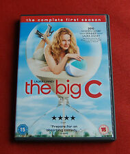 The Big C - The Complete First Season - Region 2 DVD - Laura Linney Series One 1